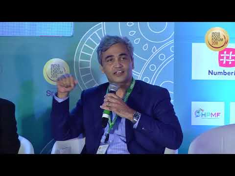 INDIA FOOD FORUM 2018 - THE FOOD CEOs MAGAPOLIS (PART-1)