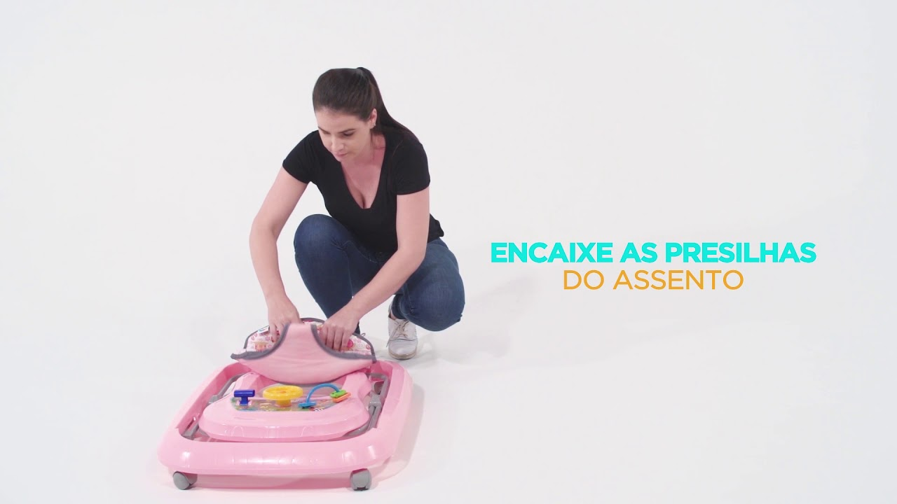 a611c1a149 Andador Toy - Tutti Baby - YouTube