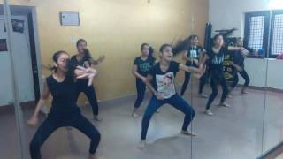 Nachange Saari Raat Dance Video Dance iT Up Academy!!