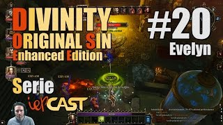 DIVINITY ORIGINAL SIN Enhanced Edition - #20 - Evelyn