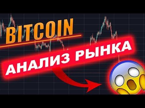 Биткоин Прогноз | Криптовалюта Анализ рынка! Что будет дальше?