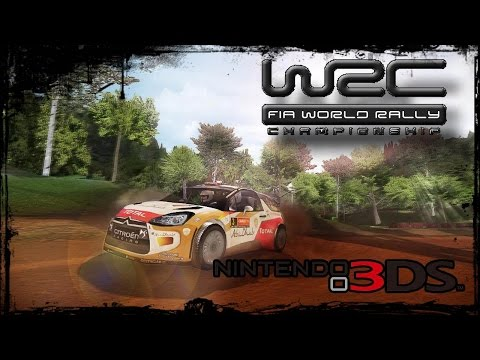 WRC FIA World Rally Championship | 3DS Gameplay Demo