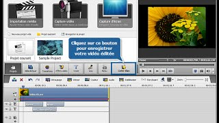 Tutoriel 10 - Créer film avec AVS Video Editor