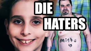 HATERS GONNA DIE!!! by MISHA (FOR KIDS)