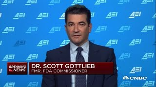 Dr. Gottlieb on Moderna vaccine: We can effectively end Covid-19 pandemic in 2021