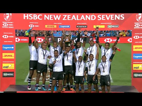 Highlights: Fiji take the title in New Zealand