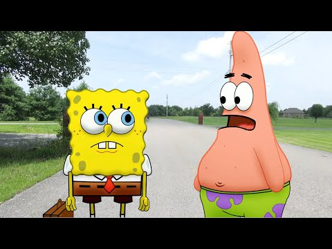 Spongebob In Real Life Episode 2