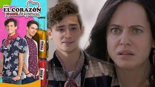 El corazón nunca se equivoca - Capítulo 10: ¡Aris pierde a su hermanito Arqui! | Televisa