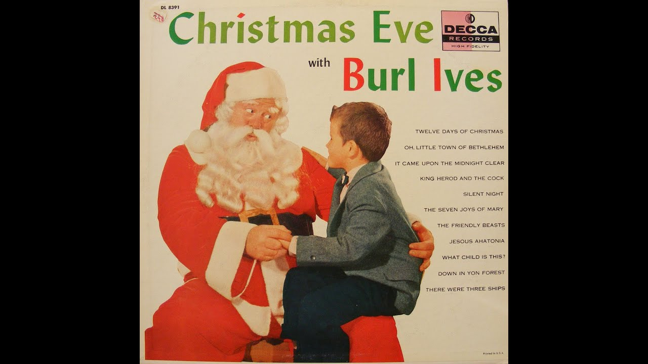 Have a Holly Jolly Christmas''(Burl Ives)'cover' by..MAX SIRI ...