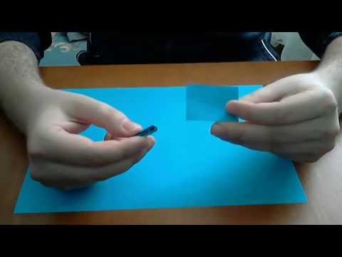 Papercraft How to Make 3D Origami Pieces