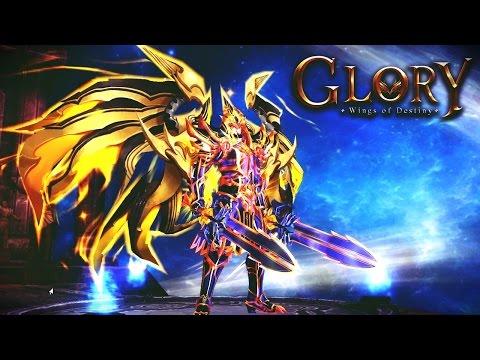 Berkilau! Tapi Keren   Glory: Wings Of Destiny [EN] Android MMORPG (Indonesia)