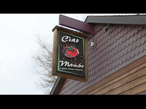 Whitefish's Ciao Mambo Under Re-construction