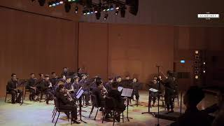 Clownery For Clarinets • The Clarinet Club & AudioImage Wind Ensemble Clarinets