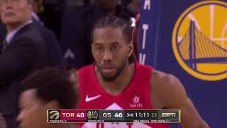 Toronto Raptors vs Golden State Warriors | June 7, 2019