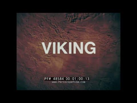 NASA VIKING PROGRAM  PIONEERING MARS LANDER  HISTORIC FILM 48584