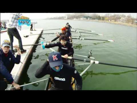 Infinite Challenge, Rowing(2) #12, 조정(2) 20110423