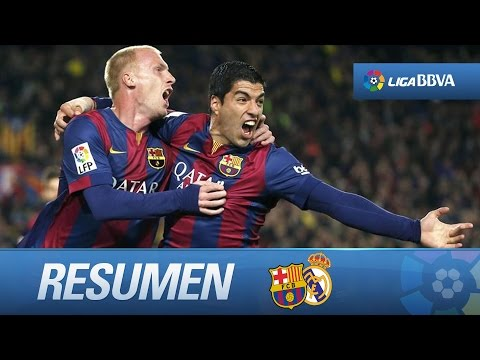 Thumbnail: Resumen de FC Barcelona (2-1) Real Madrid