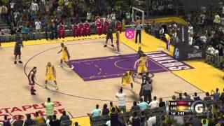 NBA 2K12 - E3 2011 Gameplay Demo 3D