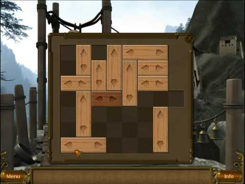 Pahelika: Secret Legends (First Slider Puzzle - Chapter 6)