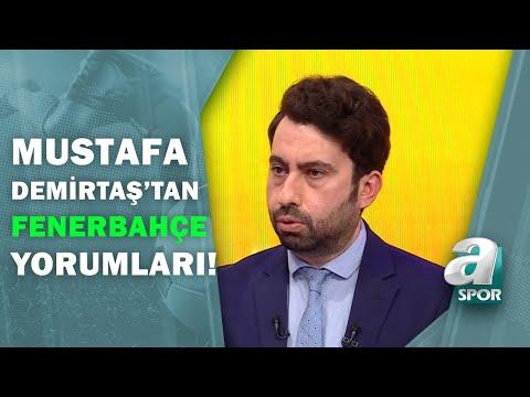 Attila Szalai Fenerbahçe'ye Katkı Sağlar Mı? Mustafa Demirtaş Yorumladı! / A Spor / Son Sayfa