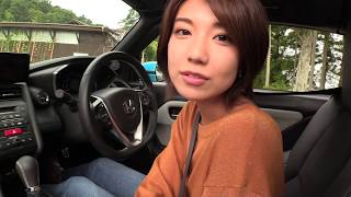 藤木由貴×くるタム妄想ドライブ②Modulo S660乗り心地編 藤木由貴 検索動画 4