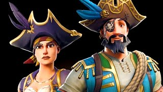 Buccaneer's Bounty Challenges! - Fortnite - Gameplay Part 75