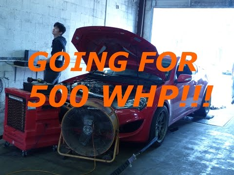 Over 500 whp on a V6 Hyundai Genesis Coupe
