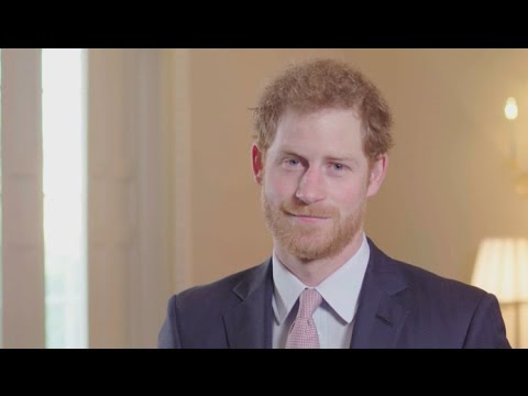 Prince Harry congratulates 2017 Global Teacher Prize Top 10 Finalists