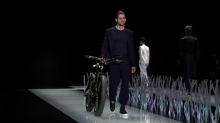 Giorgio Armani - 2016 Spring Summer Menswear Collection