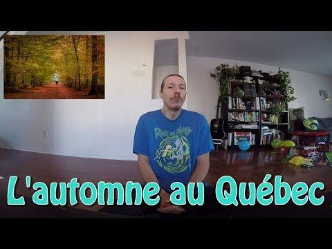 Vivre Au Canada : L'automne Au Québec
