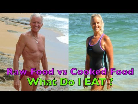 Raw Food vs Cooked Food  What Do I Eat
