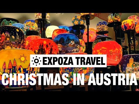 Christmas In Austria Vacation Travel Video Guide