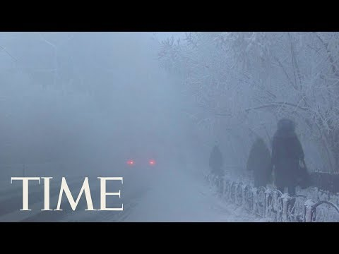 Temperatures Plunged To -88.6°F In Parts Of Russia, Here's What That Looks Like | TIME Mp3