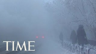 Temperatures Plunged To -88.6°F In Parts Of Russia, Here's What That Looks Like | TIME