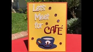 Lets meet for cafe -Week 15