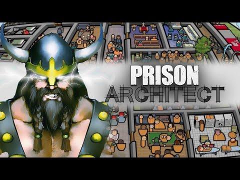 Prison Architect - The Ocd Nightmare - Uncut
