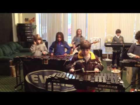 Watch These Middle Schoolers Rock Led Zeppelin on Xylophones