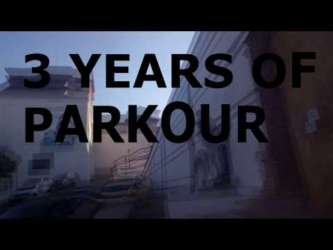 Toni MIR - 3 Years Of Parkour