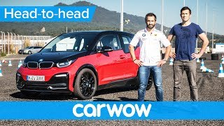 New BMW i3s 2018 review - why electric cars can be fun | Head2Head