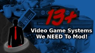 13+ Video Game Systems We