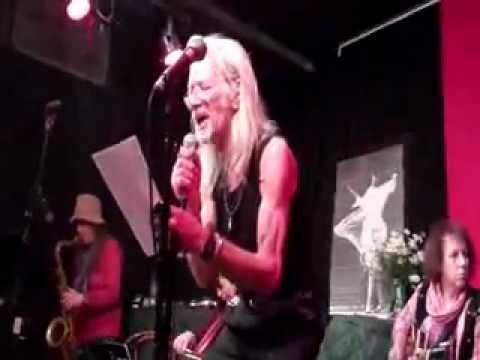 Penny Rimbaud/Last Amendment - Vortex Club 27/6/12