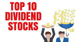 TOP 10 PAYING DIVIDEND STOCKS UK London Stock Exchange