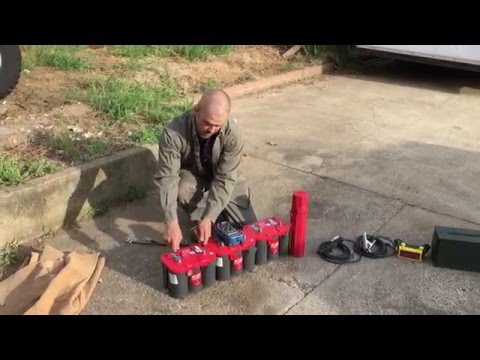 Weld From Anywhere With This DIY Car Battery-Powered Welding Kit