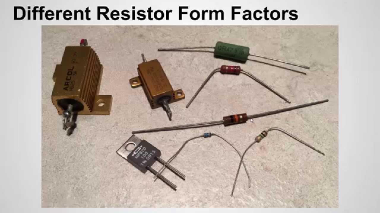 the ultimate resistor starter tutorial youtubethe ultimate resistor starter tutorial