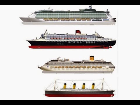 TITANIC VS OASIS OF THE SEAS  |Jhayder Man| VEVO