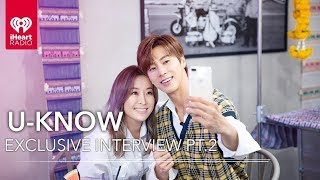 U-KNOW From TVXQ Talks About True Colors And Reads Fan Comments! | Exclusive Interview