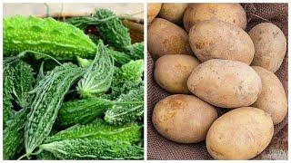 मेरे घर की आलू करेले की सब्जी बनाने की विधि आलू करेले की सब्जी कैसे बनाते हैं