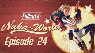 FALLOUT 4 (Nuka-World) #24 : Time to Kill Everybody ....... Else