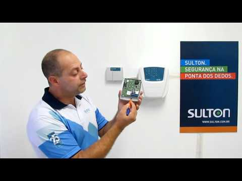 Discador GSM Sulton - Vídeo 4. Instruções de Instalação.