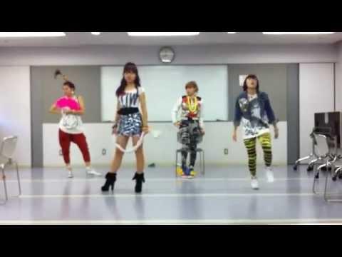 2NE1 Intro+Fire Dance Cover by BAY-S Mirrored
